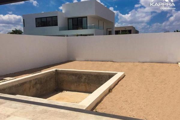 Foto de casa en venta en s/n , temozon norte, mérida, yucatán, 9974459 No. 12
