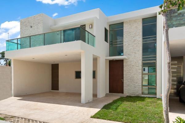 Foto de casa en condominio en venta en s/n , temozon norte, mérida, yucatán, 9976721 No. 01