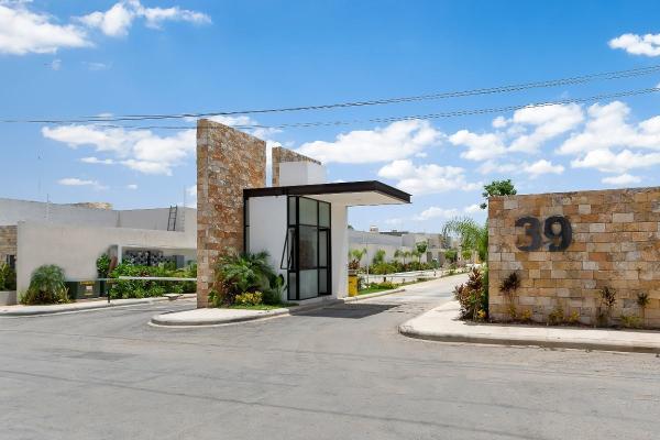 Foto de casa en condominio en venta en s/n , temozon norte, mérida, yucatán, 9976721 No. 02