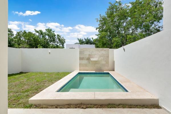 Foto de casa en condominio en venta en s/n , temozon norte, mérida, yucatán, 9976721 No. 06