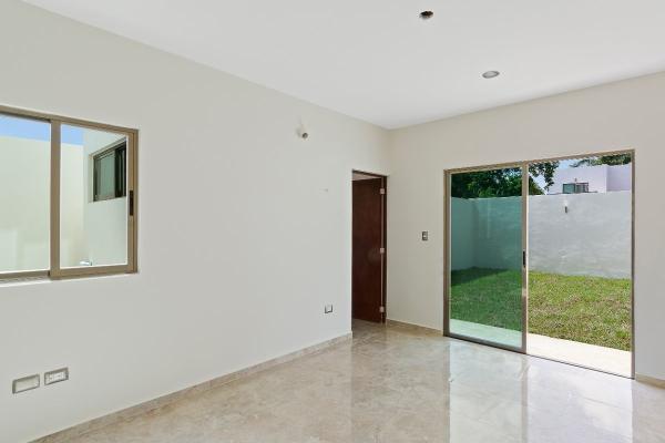 Foto de casa en condominio en venta en s/n , temozon norte, mérida, yucatán, 9976721 No. 08