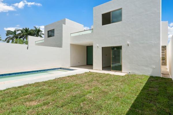 Foto de casa en condominio en venta en s/n , temozon norte, mérida, yucatán, 9976721 No. 19