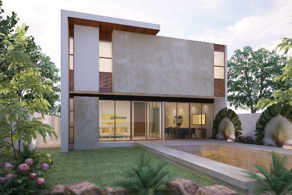 Foto de casa en venta en s/n , temozon norte, mérida, yucatán, 9979195 No. 01