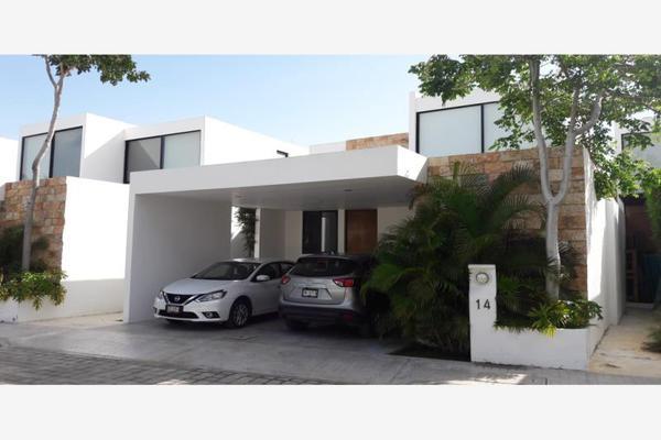 Foto de casa en venta en s/n , temozon norte, mérida, yucatán, 9981884 No. 01