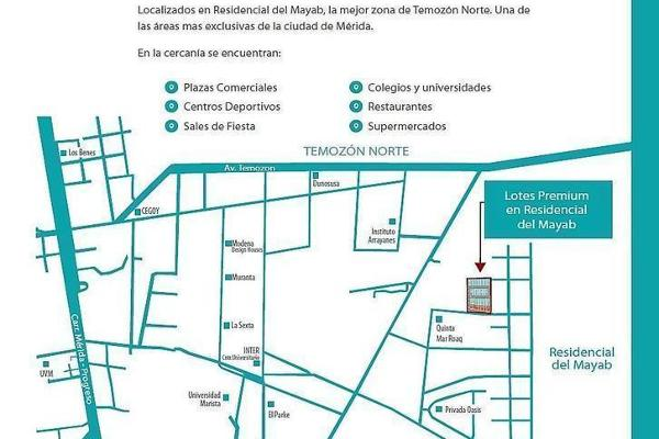 Foto de terreno habitacional en venta en s/n , temozon norte, mérida, yucatán, 9982025 No. 01
