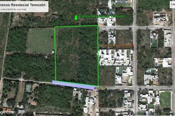 Foto de terreno habitacional en venta en s/n , temozon norte, mérida, yucatán, 9982025 No. 05