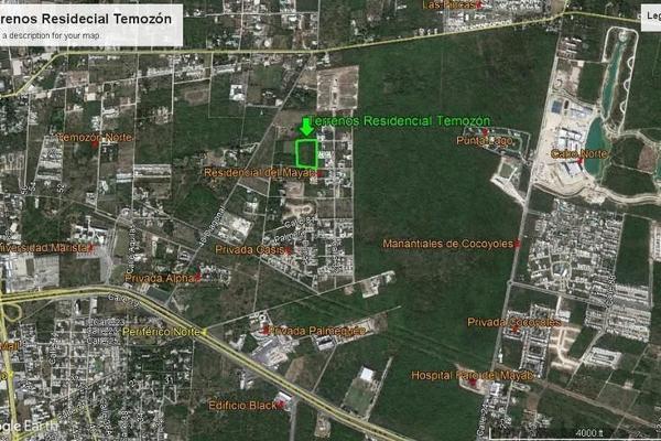 Foto de terreno habitacional en venta en s/n , temozon norte, mérida, yucatán, 9982025 No. 06