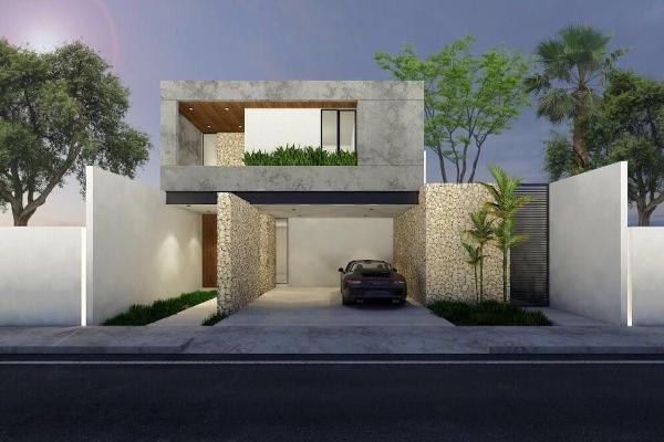 Foto de casa en condominio en venta en s/n , temozon norte, mérida, yucatán, 9982607 No. 01