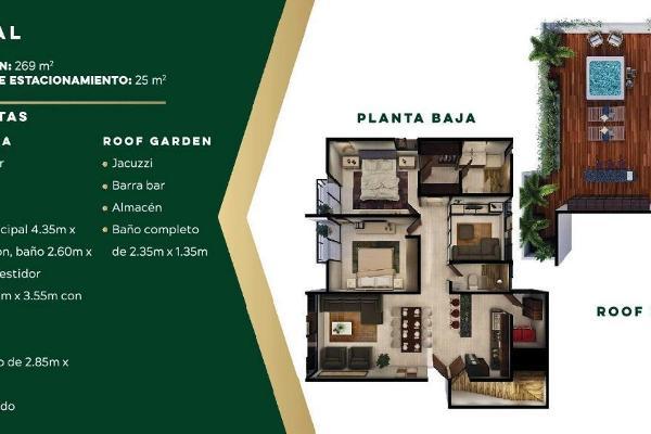 Foto de departamento en venta en s/n , temozon norte, mérida, yucatán, 9984693 No. 04