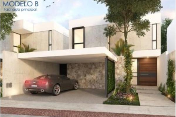Foto de casa en venta en s/n , temozon norte, mérida, yucatán, 9988427 No. 01