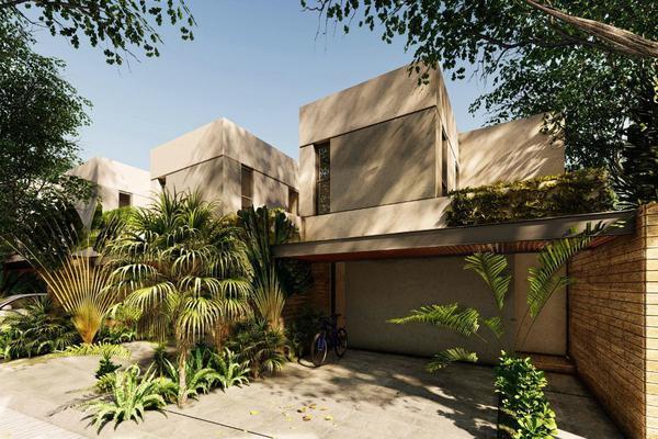 Foto de casa en condominio en venta en s/n , temozon norte, mérida, yucatán, 9988743 No. 01