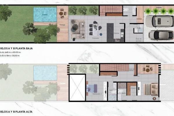 Foto de casa en venta en s/n , temozon norte, mérida, yucatán, 9990282 No. 04