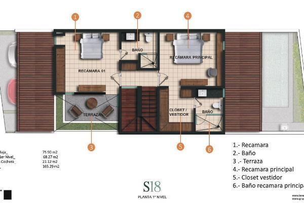 Foto de casa en venta en s/n , temozon norte, mérida, yucatán, 9990695 No. 11