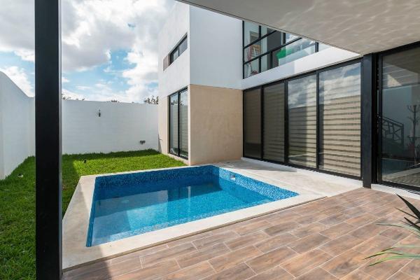 Foto de casa en condominio en venta en s/n , temozon norte, mérida, yucatán, 9993962 No. 02