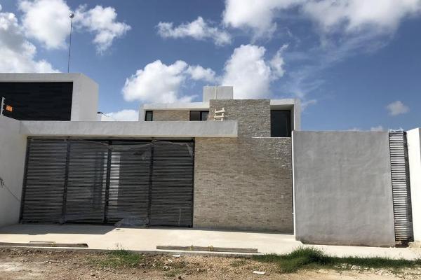 Foto de casa en venta en s/n , temozon norte, mérida, yucatán, 9994557 No. 01