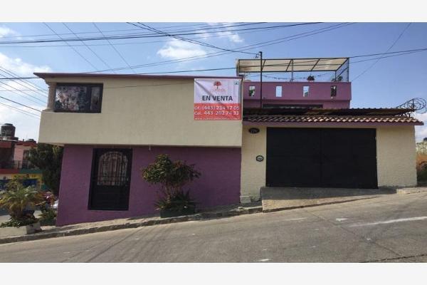 Foto de casa en venta en sn , torrecillas, morelia, michoacán de ocampo, 5680541 No. 01