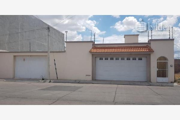 Foto de casa en venta en sn , tres misiones, durango, durango, 8233716 No. 01