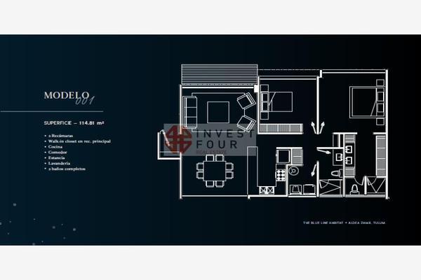 Foto de departamento en venta en s/n , tulum centro, tulum, quintana roo, 10153785 No. 06