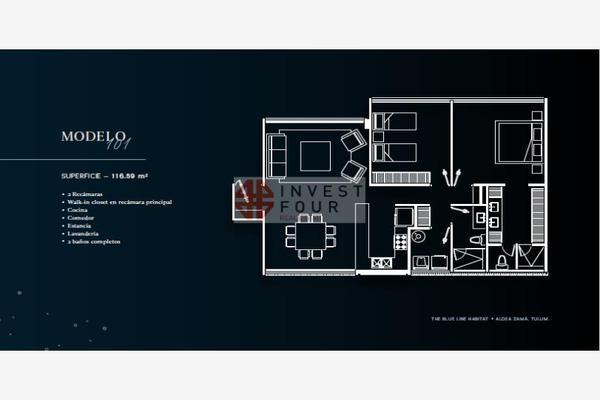 Foto de departamento en venta en s/n , tulum centro, tulum, quintana roo, 10153785 No. 09