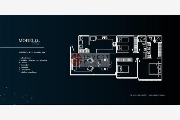 Foto de departamento en venta en s/n , tulum centro, tulum, quintana roo, 10153785 No. 10