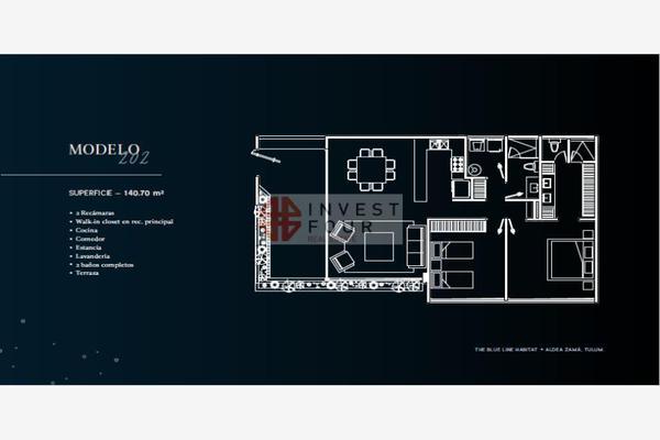 Foto de departamento en venta en s/n , tulum centro, tulum, quintana roo, 10153785 No. 13