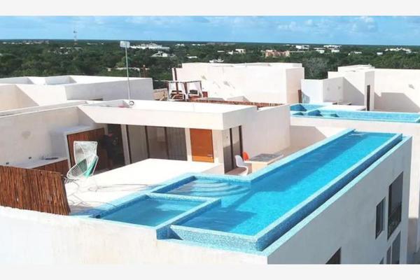 Foto de departamento en venta en s/n , tulum centro, tulum, quintana roo, 10194317 No. 01