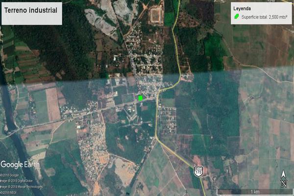Foto de terreno industrial en venta en s/n , tuxtepec centro, san juan bautista tuxtepec, oaxaca, 7523034 No. 02
