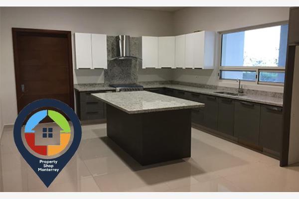 Foto de casa en venta en s/n , real de valle alto 1er. sector, monterrey, nuevo león, 9991224 No. 01