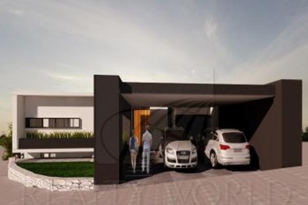 Foto de casa en venta en s/n , valle de bosquencinos 1era. etapa, monterrey, nuevo león, 4679676 No. 01