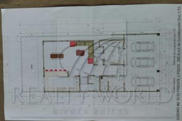 Foto de casa en venta en s/n , valles de cristal, monterrey, nuevo león, 4680211 No. 07