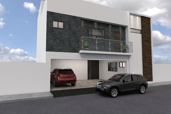 Foto de casa en venta en s/n , valles de cristal, monterrey, nuevo león, 9949082 No. 01