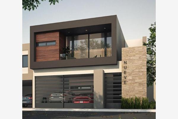 Foto de casa en venta en s/n , valles de cristal, monterrey, nuevo león, 9953073 No. 01
