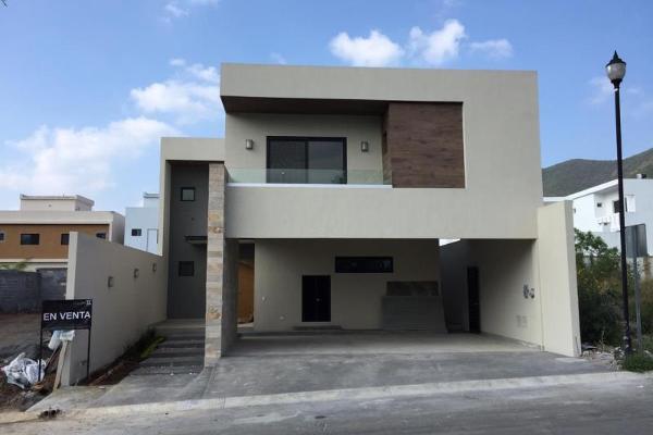 Foto de casa en venta en s/n , valles de cristal, monterrey, nuevo león, 9986200 No. 01