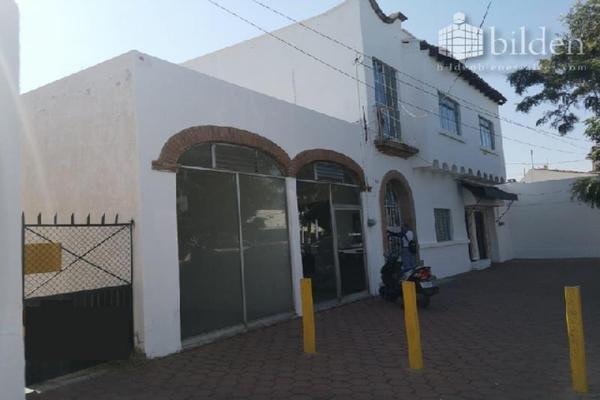 Foto de edificio en renta en s/n , victoria de durango centro, durango, durango, 10189601 No. 01