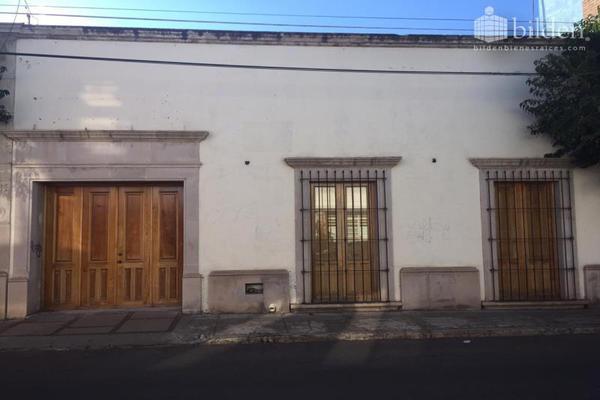 Foto de edificio en renta en s/n , victoria de durango centro, durango, durango, 12794133 No. 01