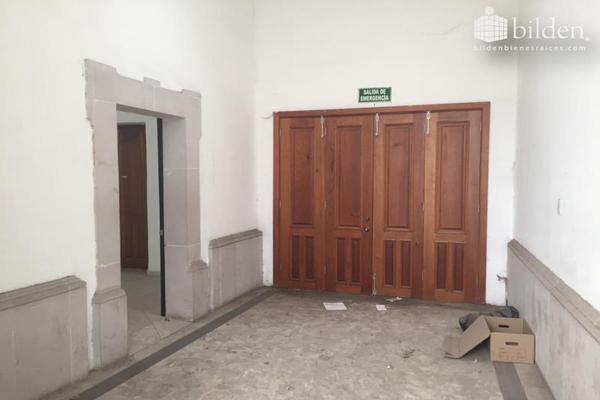 Foto de edificio en renta en s/n , victoria de durango centro, durango, durango, 12794133 No. 07