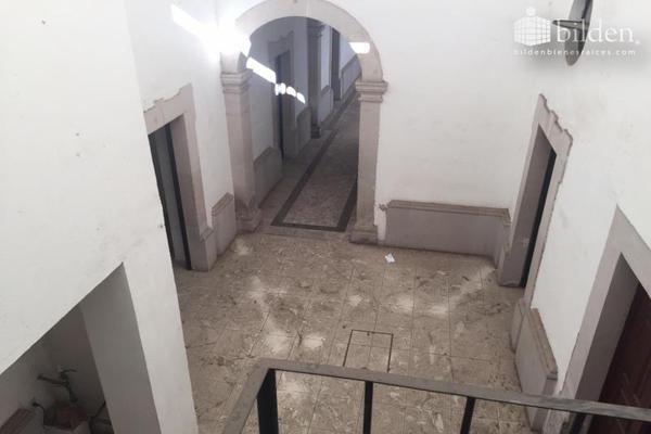 Foto de edificio en renta en s/n , victoria de durango centro, durango, durango, 12794133 No. 16