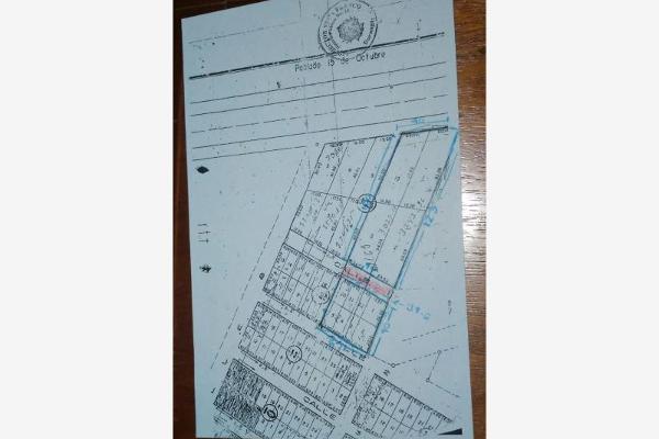 Foto de terreno habitacional en venta en sn , victoria de durango centro, durango, durango, 0 No. 06