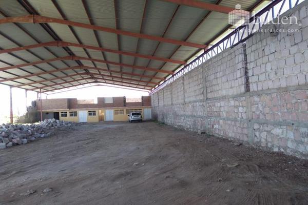 Foto de terreno comercial en venta en sn , victoria de durango centro, durango, durango, 17344166 No. 01