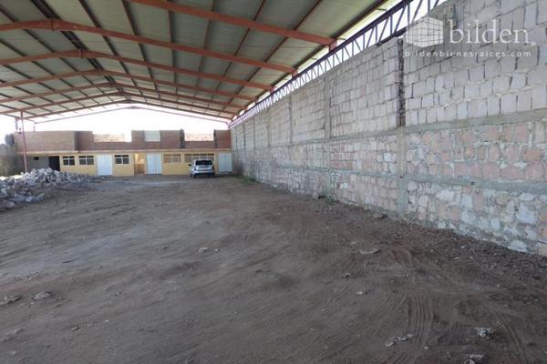 Foto de terreno comercial en venta en sn , victoria de durango centro, durango, durango, 17344166 No. 03