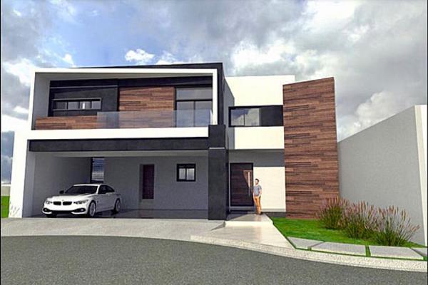 Foto de casa en venta en s/n , villa las flores, monterrey, nuevo león, 9976062 No. 01