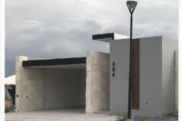 Foto de casa en venta en s/n , villa magna, saltillo, coahuila de zaragoza, 9978863 No. 01
