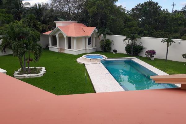 Foto de casa en venta en s/n , villa marino, benito juárez, quintana roo, 10105957 No. 10