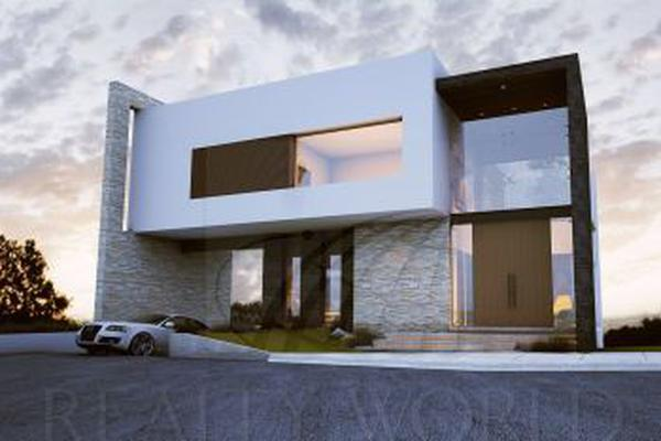 Foto de casa en venta en s/n , villa montaña 2 sector, san pedro garza garcía, nuevo león, 10050459 No. 01