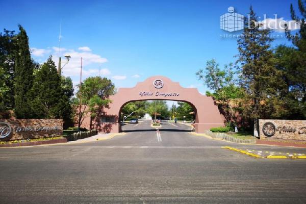 Foto de terreno habitacional en venta en s/n , villas campestre, durango, durango, 10154540 No. 01