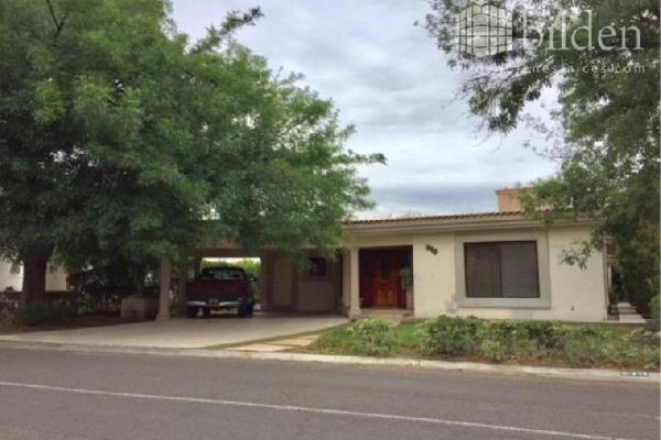 Foto de casa en venta en s/n , villas campestre, durango, durango, 9951031 No. 02