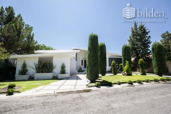 Foto de casa en venta en s/n , villas campestre, durango, durango, 9963509 No. 01
