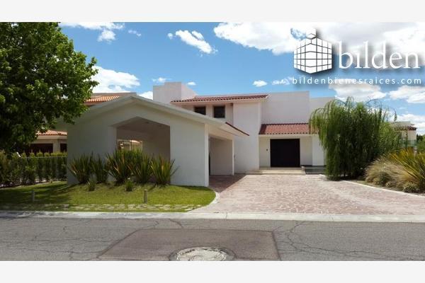 Foto de casa en venta en s/n , villas campestre, durango, durango, 9986585 No. 01