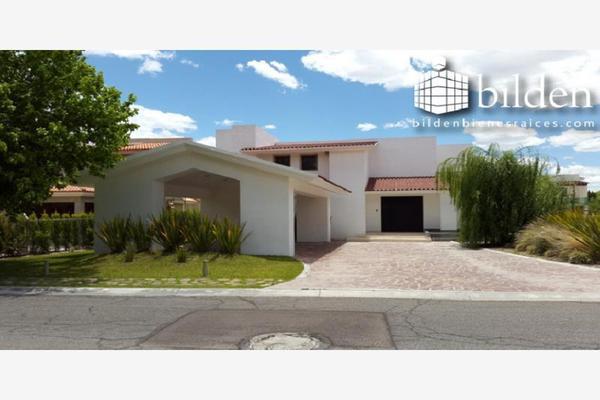 Foto de casa en venta en s/n , villas campestre, durango, durango, 9994082 No. 01