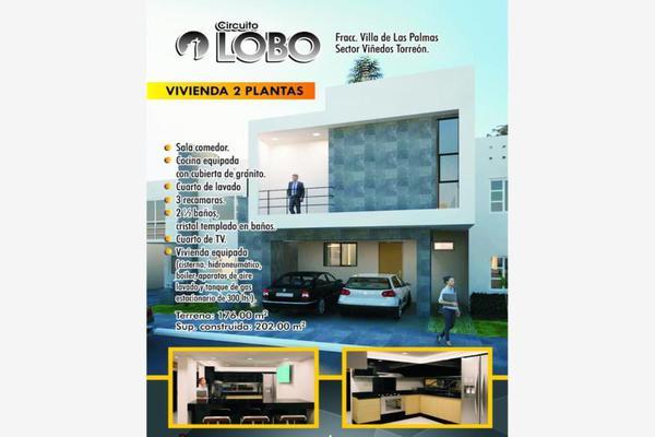 Foto de casa en venta en s/n , villas de las perlas, torreón, coahuila de zaragoza, 9969092 No. 04